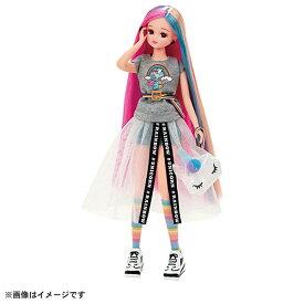 リカちゃん 人形 #Licca #レインボーユニコーン| ドール 着せ替え人形 セット