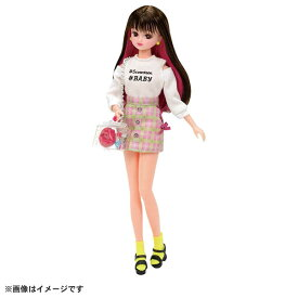 リカちゃん 人形 #Licca #コスメラバー  ドール 着せ替え人形 セット