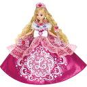 リカちゃん お人形 ゆめみるお姫さま ピンクグリッターリカちゃん | おすすめ 誕生日プレゼント ギフト おもちゃ
