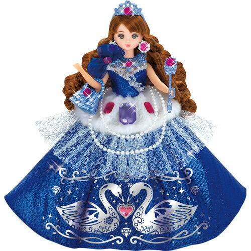 リカちゃん お人形 ゆめみるお姫さま ブルースワンマリアちゃん | おすすめ 誕生日プレゼント ギフト おもちゃ