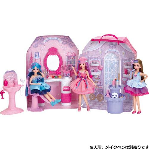 リカちゃん ビューティーハウス | おすすめ 誕生日プレゼント ギフト おもちゃ | クリスマスプレゼント