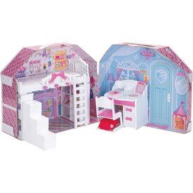リカちゃん リカちゃんハウス すてきなリカちゃんのおへや   りかちゃん おもちゃ 家 おうち お部屋 プレゼント ギフト おすすめ 誕生日プレゼント