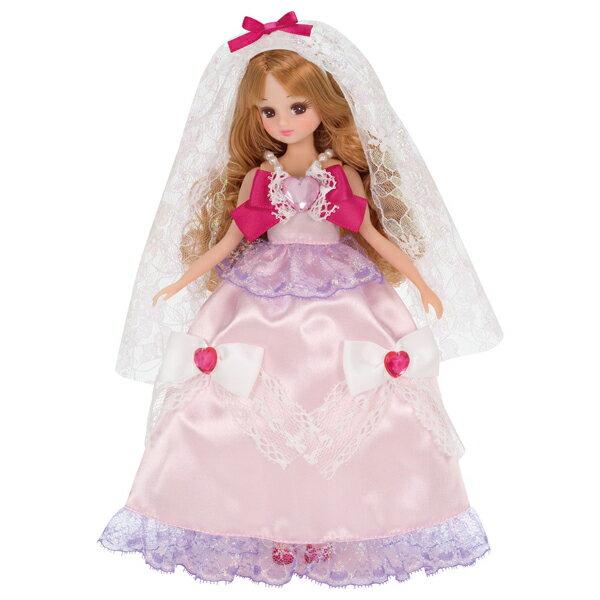 リカちゃん お人形 LD-05 キラキラウェディング | おすすめ 誕生日プレゼント ギフト おもちゃ