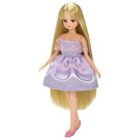 リカちゃん お人形 LD-12 ロングヘアおしゃれセット | ギフト 女の子 誕生日プレゼント