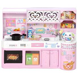 リカちゃん LF-06 おしゃべりいっぱいリカちゃんキッチン   ハウス ショップ お店