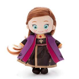 ディズニーキャラクター マイフレンドプリンセス ヘアメイクプラッシュドール アナと雪の女王2 アナ | おすすめ 誕生日プレゼント ギフト おもちゃ