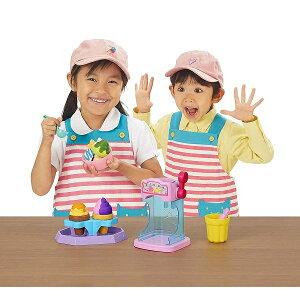 ふしぎなアイス&ソフトクリームやさん ? おすすめ 誕生日プレゼント ギフト おもちゃ  色が変わる