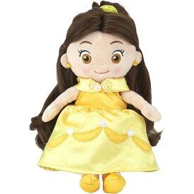 ディズニーキャラクター マイフレンドプリンセス ヘアメイクプラッシュドール 美女と野獣 ベル | おすすめ 誕生日プレゼント ギフト おもちゃ