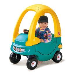 [次回入荷2月下旬ごろ][メーカー直送品] ちびっこマイクーペ グリーン [代引き不可 同梱不可 包装不可]   乗用玩具 乗り物 おもちゃ