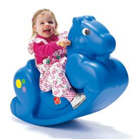 [次回入荷10月下旬][メーカー直送品] ロッキングポニー [代引き不可 同梱不可 包装不可] | 大型遊具 おもちゃ