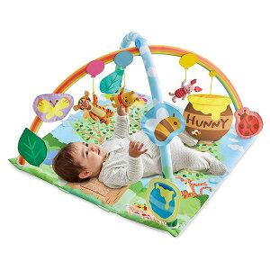 [ラッピング不可] てあそびいっぱい!おうちにへんしんジム / くまのプーさん | おすすめ 誕生日プレゼント 知育 おもちゃ