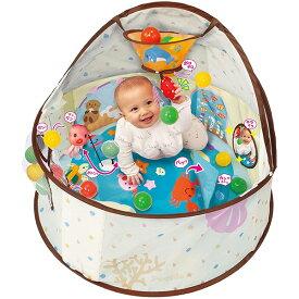 360°知育ベビードーム | おすすめ 誕生日プレゼント 知育 おもちゃ