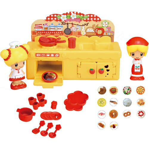 こえだちゃん こえだとママのおりょうりキッチンセット | おすすめ 誕生日プレゼント ギフト おもちゃ