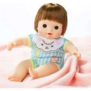 ぽぽちゃん お人形 マシュマロぽぽちゃん ひつじさんスタイつき | ポポちゃん 人形 ギフト 女の子 誕生日プレゼント