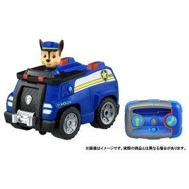 パウ・パトロール パウっとそうじゅう! RCビークル チェイス ポリスカー   おもちゃ ラジコン