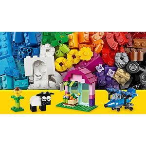 レゴ(LEGO)クラシック黄色のアイデアボックスベーシック10692 おすすめ誕生日プレゼント知育おもちゃ