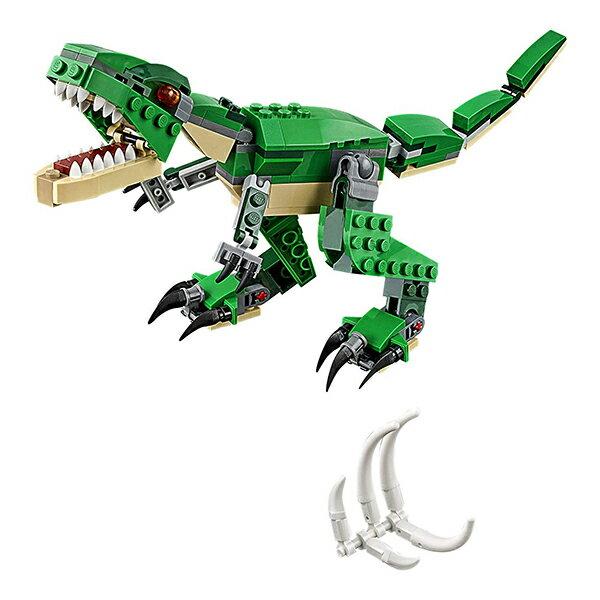 レゴ(LEGO) クリエイター ダイナソー 31058 | おすすめ 誕生日プレゼント 知育 おもちゃ