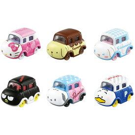 ドリームトミカ サンリオキャラクターズコレクション2 (BOX)   おすすめ 誕生日プレゼント ギフト おもちゃ