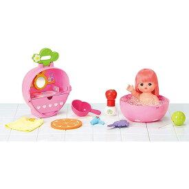 メルちゃん お人形 フルーツい〜っぱい!いちごのおふろセット | おすすめ 誕生日プレゼント ギフト おもちゃ