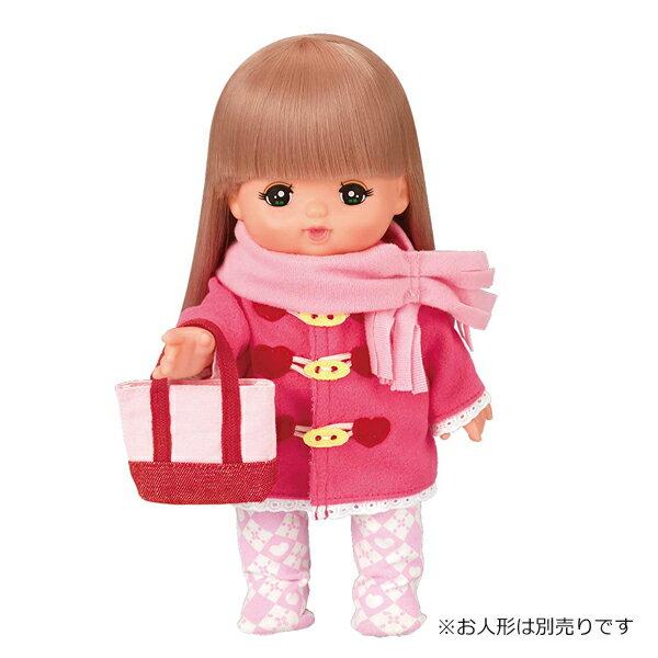 メルちゃん きせかえセット ピンクのダッフルコート | おすすめ 誕生日プレゼント ギフト おもちゃ 服 洋服