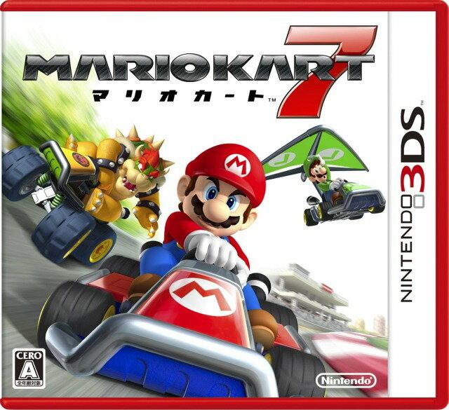 【3DS】マリオカート7 あす楽対応