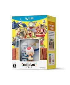 【WiiU】進め!キノピオ隊長 amiiboセット あす楽対応