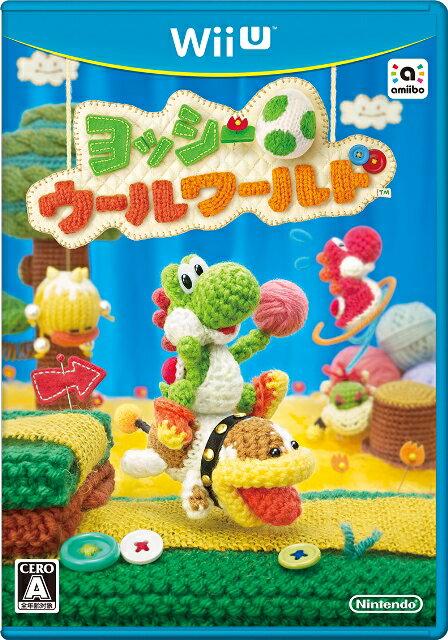 【WiiU】ヨッシーウールワールド あす楽対応