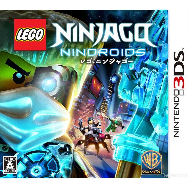 【3DS】LEGO® レゴ ニンジャゴー ニンドロイド あす楽対応