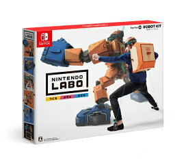 【Switch】Nintendo Labo Toy-Con 02: Robot Kit あす楽対応