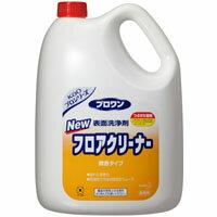 [単品]花王プロワンNewフロアクリーナー(微香) 業務用サイズ 4.5Lボトル [フロアケア用]