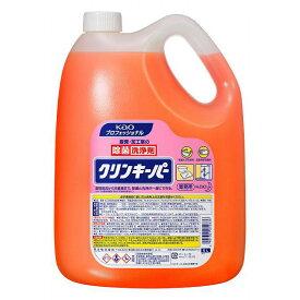 【送料無料】花王 クリンキーパー 業務用サイズ 5Lボトル×2本 [除菌中性洗浄剤]
