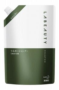[単品]花王/Kao ラビューティ うるおいシャンプー 1350mL×1袋 & 専用容器(350mL)×1個