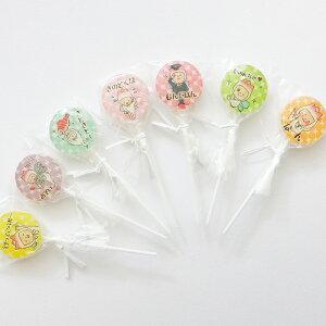 ≪和風会館 ふかまつ≫富山弁キャンディ 7本セット チューリップの妖精チュリンがモチーフの可愛いキャンディ