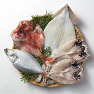 <味の十字屋>一夜干詰合せ[冷凍]【贈り物 北陸 富山 石川県 お土産 干物 魚介 御挨拶 ギフト 贈答】
