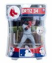 【まもなく再入荷 1708】Imports Dragon MLB フィギュア Wave 1/デビッド・オルティス(ボストン・レッドソックス)