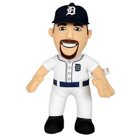 【まもなく入荷 1604】MLB ジャスティン・バーランダー 10インチ ぬいぐるみ/デトロイト・タイガース/Bleacher Creatures