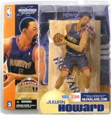 【まもなく再入荷 】マクファーレントイズ NBAフィギュア シリーズ3/J・ハワード/デンバー・ナゲッツ