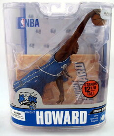 【まもなく再入荷 1511】マクファーレントイズ NBAフィギュア シリーズ13/ドワイト・ハワード/オーランド・マジック【05P07Nov15】
