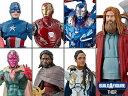 【予約商品10月〜12月発売予定】Marvel Legends Endgame シリーズ3 SET OF 6 (6体セット) with Thor/エンドゲーム/マ…