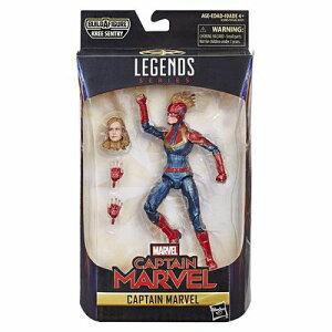 【まもなく入荷 1903】ハズブロ マーベルレジェンド キャプテン・マーベル Captain in Costume Marvel Legends/
