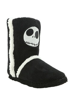 the nightmare before christmas room boots boots form slippers size 255cm 265cm nightmare biforehand christmas