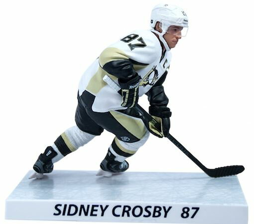 【まもなく再入荷 1602】Imports Dragon NHL フィギュア Wave 1/シドニー・クロスビー/Sidney Crosby (Pittsburgh Penguins)