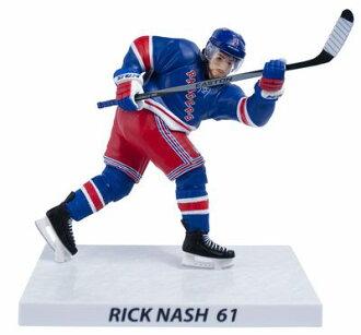 进口龙 NHL 数字波 3 和里克 · 纳什 (纽约游骑兵队)