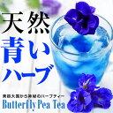 バタフライピー 50g ブルーハーブ ティー SNS話題 色が変わる 美容・健康茶 butterfly pea tea バタフライピー100% …