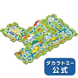 プラレールパズルボードゲームタカラトミー