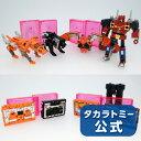 57位:【タカラトミーモール限定】トランスフォーマー マスターピース MP15/16-E カセットボット VS カセットロン