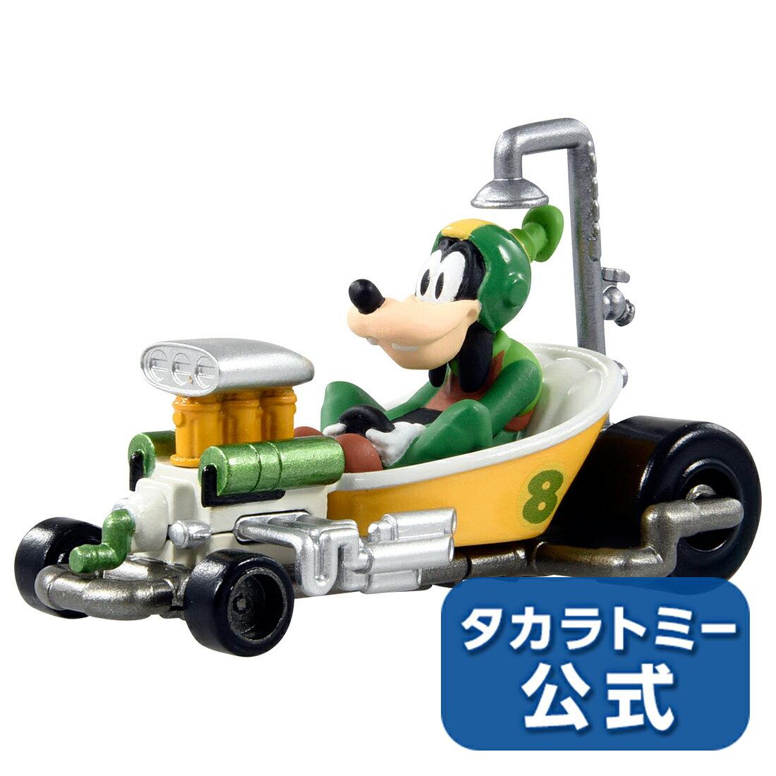 ミッキーマウスとロードレーサーズトミカMRR-03オフロー・ターボグーフィー【Disney_d】【180914dl】【takaratomy12】【endsale_18】