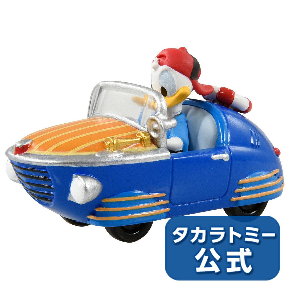 ミッキーマウスとロードレーサーズトミカMRR-08ダック・バルケッタドナルドダック【Disney_d】【180914dl】【takaratomy12】【endsale_18】
