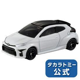 トミカ No.50 トヨタ GR ヤリス(箱)【トミカ】