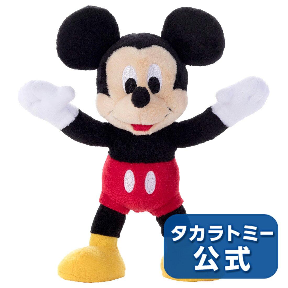 ディズニーキャラクター ポペット ミッキーマウス